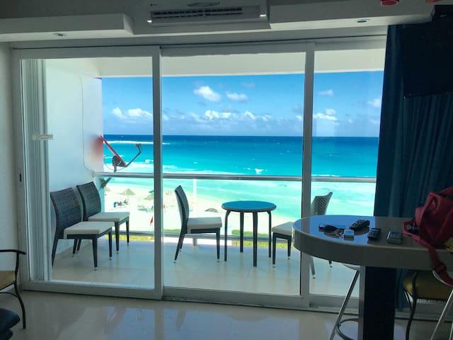 OCEAN DREAM STUDIO (first floor) - Cancún - Lägenhet