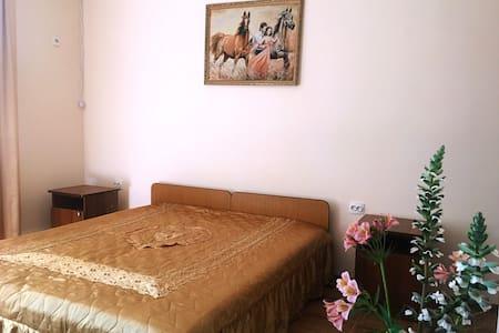 Дом с прекрасным видом и атмосферой в г. Гагра