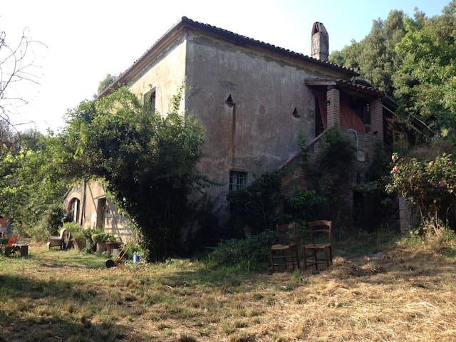 Casa isolata per amanti della natura