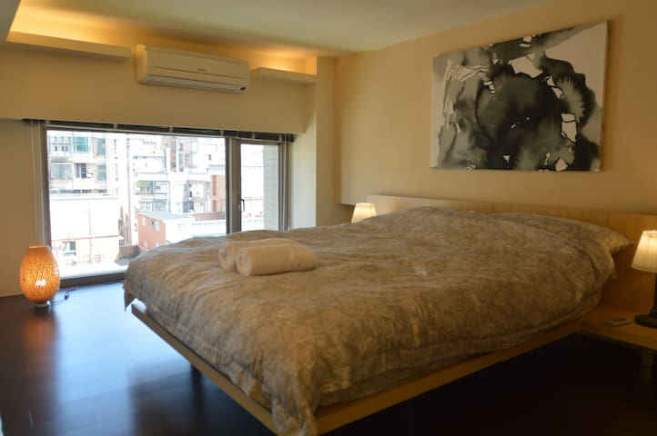 【Airport MRTA9】Outlet 3 Bedroom City Shopping - 林口 - Apartment