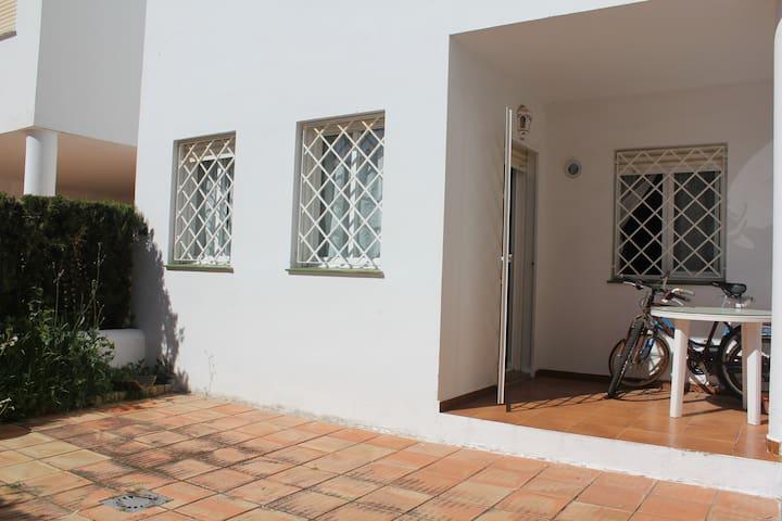 Apartamento luminoso y tranquilo, en La Antilla - Islantilla - Apartmen