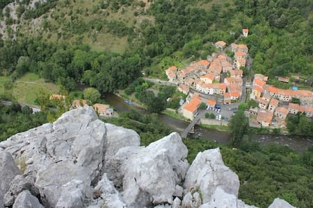 Charming village, stunning views - Saint-Martin-Lys - 独立屋