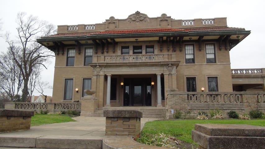 The Migel House Louey Suite - Waco - Bed & Breakfast