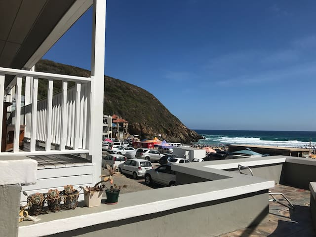 Amzing view beachfront property - Herolds bay - Appartement