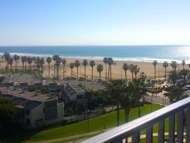 5-Star Beachfront Apt w. Wonderful Ocean Views - Santa Monica - Wohnung