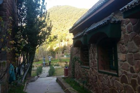 maison au coeur des montagnes - Ourika