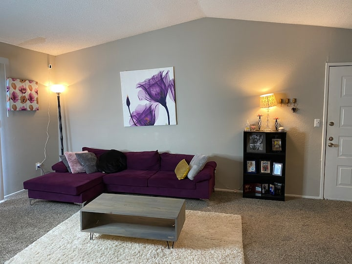 Professional modern apt near DFW airport
