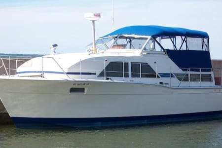 Enjoy your vacation aboard a yacht! - Bayfield - Båt
