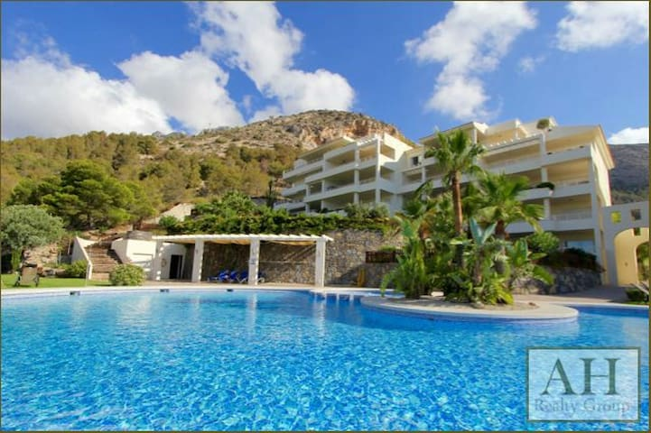 Fantastic apartment - Panorama Hills (Sierra de Altea) - Appartement