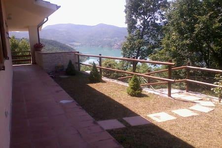 Villa panoramica indipendente - Colle di Tora - Вилла