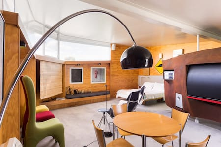 Skyview Studio - Coburg - Lägenhet