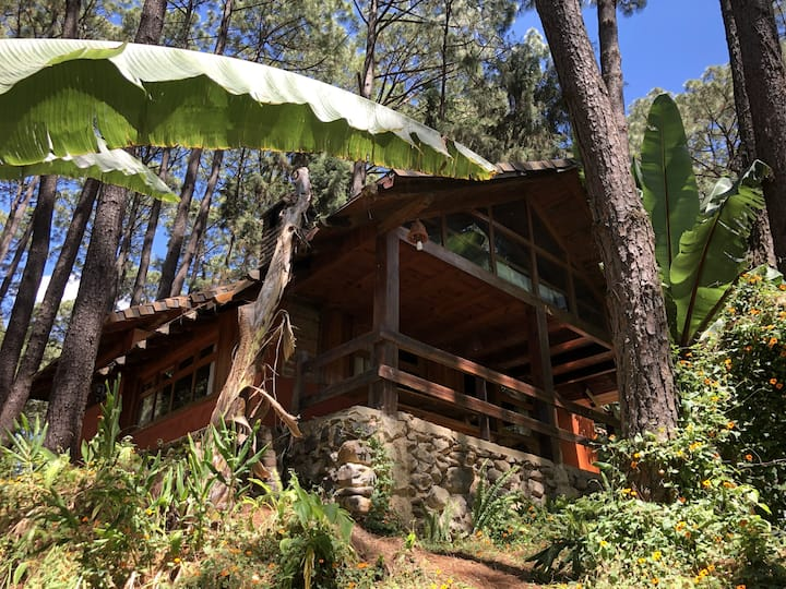 Cabin 3 Cima Calidez