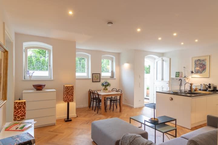Berliner Gäste Wohnung mit Stil & Herz