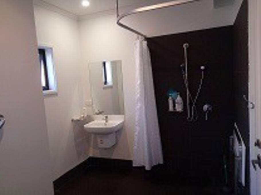Bathroom&Toilet downstair