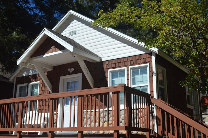 790 Tulip - One Bedroom Cabin Right Off the Lake - Green Valley Lake
