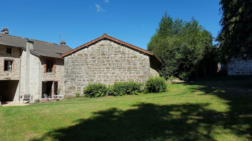 La maison des vacances - Royère-de-Vassivière