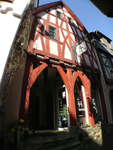Limburg a.d. Lahn Historic Center - Limburg an der Lahn - อพาร์ทเมนท์