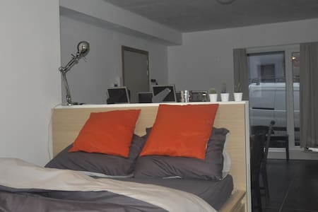 New modern studio - Gent - Appartement