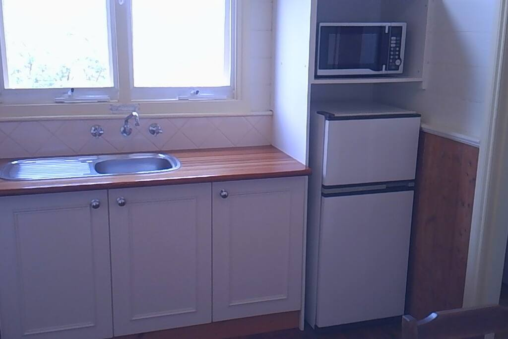 Well equipped kitchen for those delicious meals