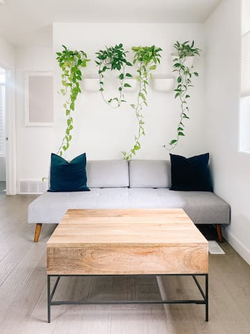 Modern open space suite close to downtown