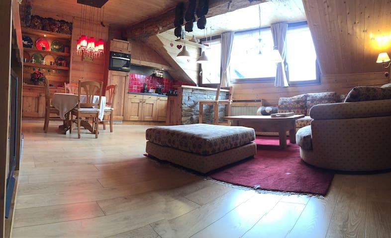 Loft Savoyard de 60m2 au coeur d'Annecy - Annecy - Loft