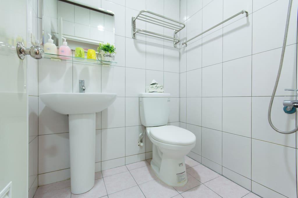 鄉村雙人房(B),浴室