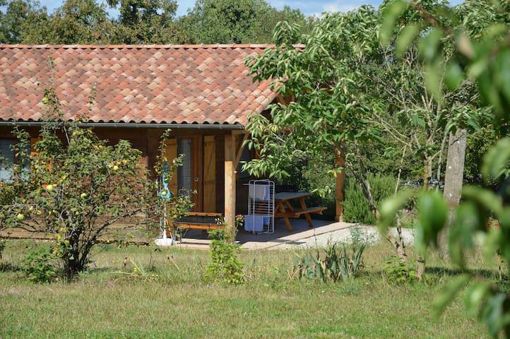 Le Petit Mas - Montvalent - Dağ Evi