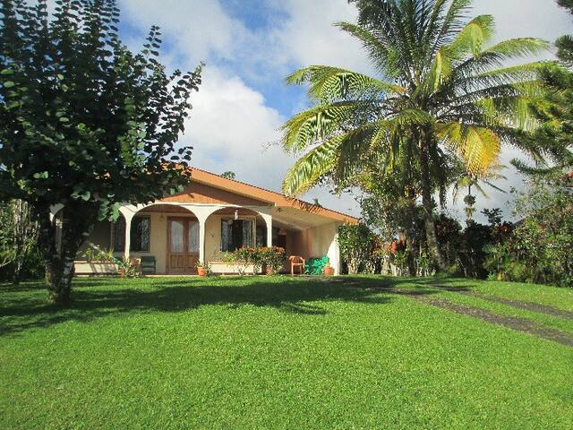 Comfortable, Quiet, In Town - Nuevo Arenal - House