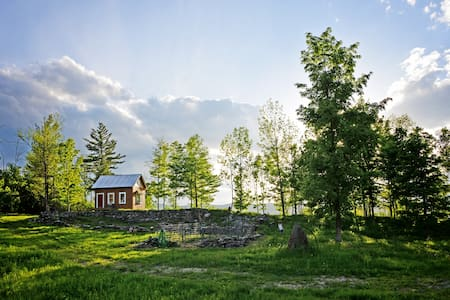 Mountain Top Cottage with Epic View - Northfield - 小屋