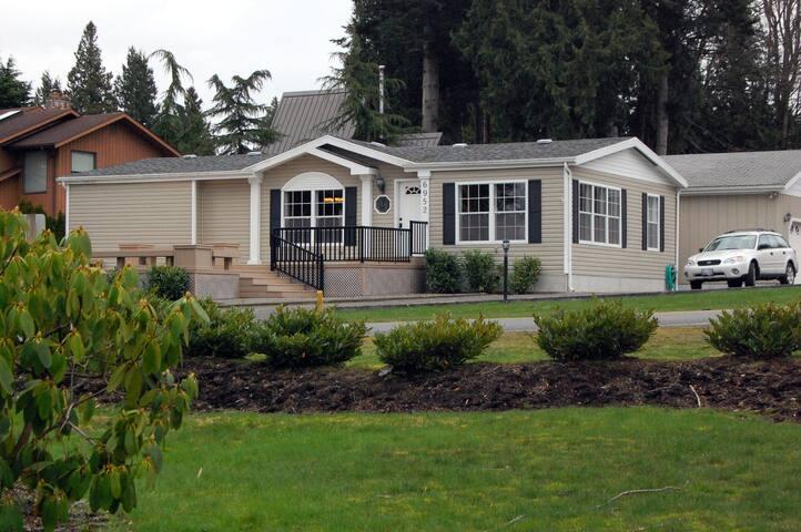 GlenMar Cottage - Bayview cozy 2BD - Blaine - Maison