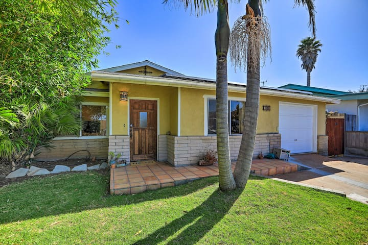 NEW! Charming Morro Bay Bungalow w/ Heated Pool!