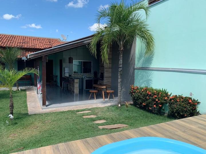 Casa em Bonito com todo conforto e praticidade.