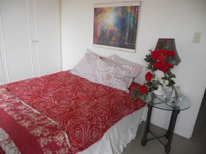Comfortable room + ensuite in Manly