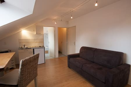 Studio entrée de Dinard - Parking - La Richardais - Apartment