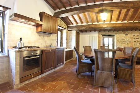 Stone Farmhouse with Pool 5 - Italy - Piegaro