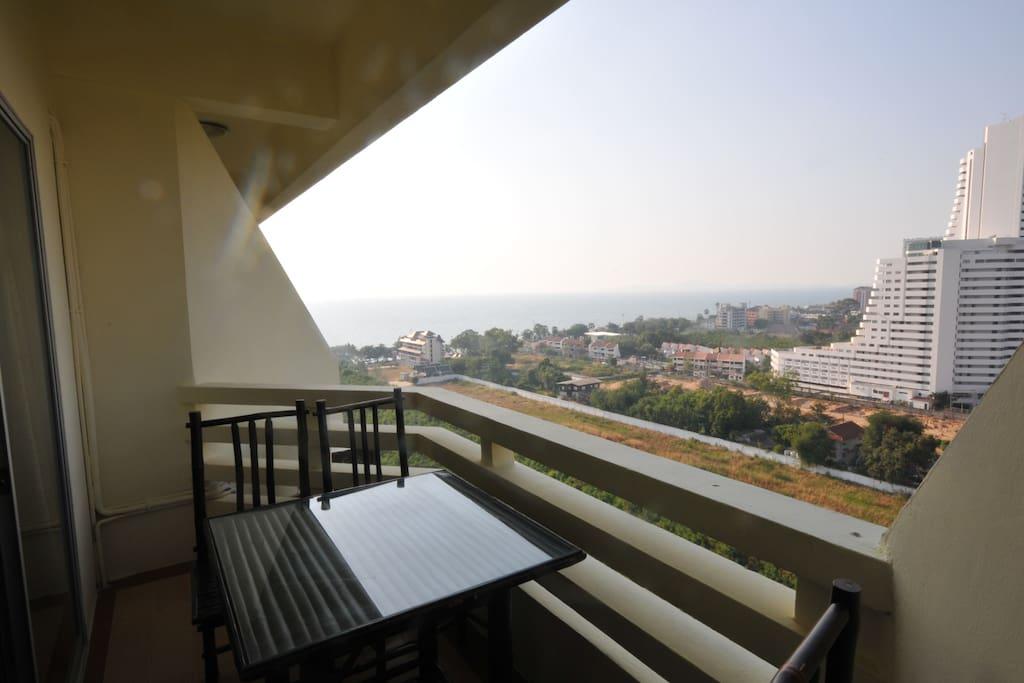 balcon du sejour