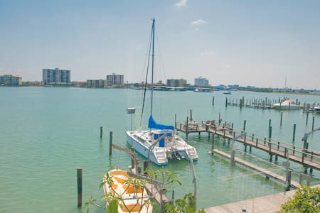 Clearwater Beach Waterfront Studio