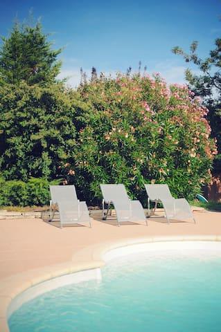 Gîte de charme en Provence - Lambesc - บ้าน