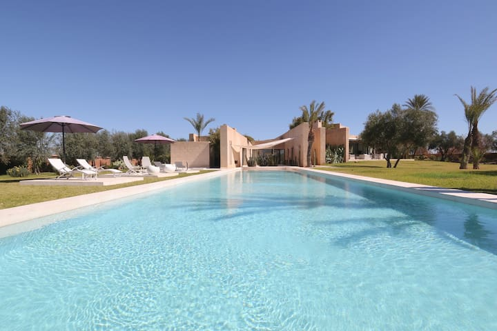 Amazing Villa - Marrakech - Bed & Breakfast