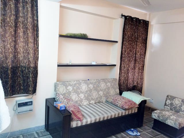 5* Location - Comfy Pvt. apartmentr - New Delhi - Appartement
