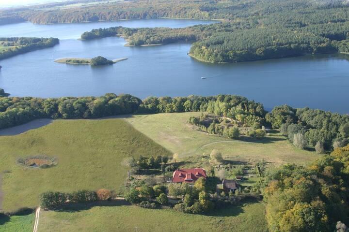 Landhaus Schönhof - Feldberger Seenlandschaft