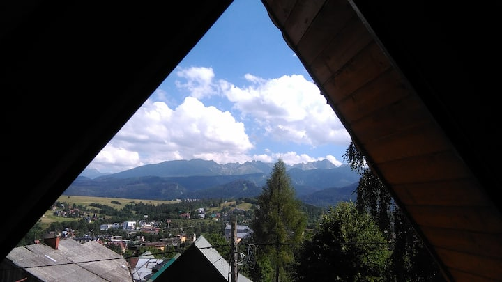Pokój w cichej okolicy Zakopanego