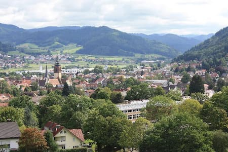 Ferien auf dem Sommerhaldenhof - Haslach im Kinzigtal