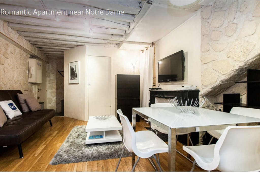 quartier latin 1 chambre appartements louer paris
