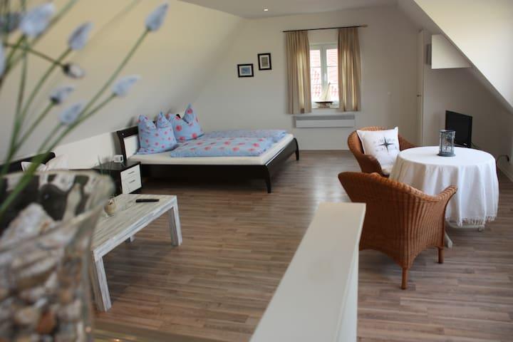 Ferienwohnung in Waren Müritz - Waren (Müritz) - Lyxvåning