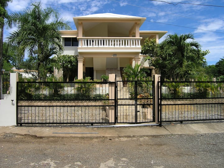 Casa Caleton, Apart. No. 1, Rio San Juan, 4 Pers.