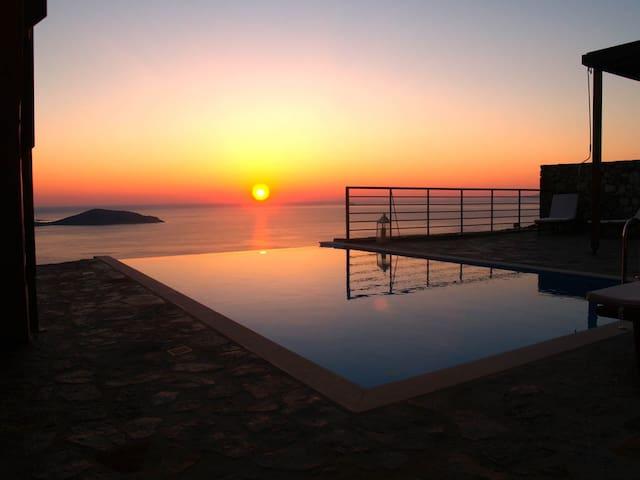 Infinity Luxury Villa - Elounda - Hus