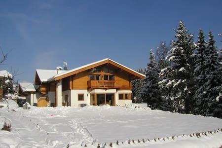 Haus Brügglbach - direkt am Lift - Kirchberg in Tirol