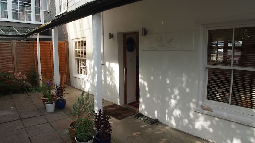 Priory Cottage - Totnes - Rumah