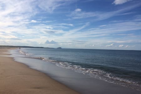 Ensuite Double Room in seaside town near Edinburgh - Dunbar - Huis